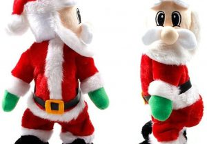 Twerking Santa Christmas Decoration OrnamentToy