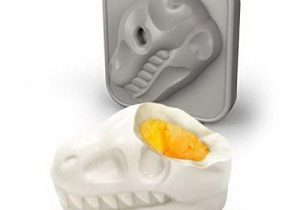 Dinosaur Head Egg Mold Eggomatic