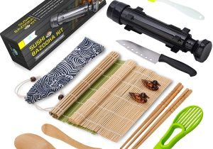 Sushi Bazooka The Home Sushi Making Kit