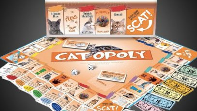 Catopoly Monopoly Cat Game